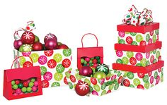 Festive Dots Collection from BoxCo