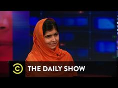 The Daily Show - Extended Interview - Malala Yousafzai - YouTube