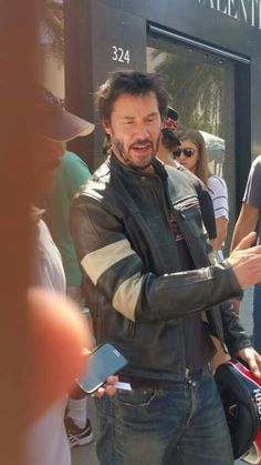 Keanu Reeves in #RodeoDriveConcours2015 KCR