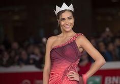 Il primo tappeto rosso per Rachele Risaliti è quello della Festival del cinema di Roma. La 21enne di Prato, vincitrice dell'ultimo concorso