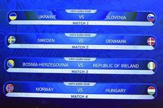 Insane Football: Repesca Eurocopa 2016