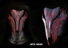 Sith mask. by robwzor.deviantart.com on @DeviantArt
