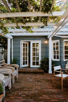 9 Fortunate Hacks: Natural Home Decor Modern Rustic simple natural home decor beach houses.Natural Home Decor Rustic Benches natural home decor living room woods.Natural Home Decor Diy Living Rooms. Home Design Decor, House Design, Design Seeds, Outdoor Spaces, Outdoor Living, Outdoor Seating, Outdoor Patios, Backyard Pergola, Wooden Pergola