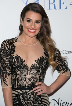 Lista randkowa Lea Michele
