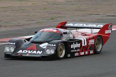 Porsche 962 --- Full race
