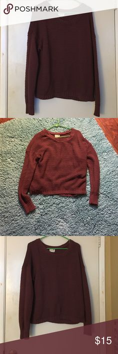 Long sleeves cozy shirt Great condition, longsleeve shirt, no stains or rips's any questions just ask, no trades.  Perfect for the winter or fall! LA Hearts Tops Tees - Long Sleeve