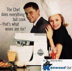 Yesteryear's women-friendly advertising ; ) Hurraaaaay for women's day!!!