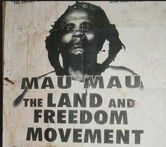 Mau Mau rebellions of Kenya