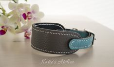 Leather Dog Collars, Italian Greyhound, Whippet, Leather Accessories, Etsy Shop, Trending Outfits, Pets, Unique Jewelry, Handmade Gifts