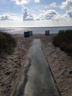 Strand am Miramar (Großenbrode)