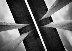 Pohlednice Pod mostem (J. Nike Logo, Canon, Cannon