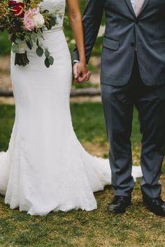 Beautiful gown: http://www.stylemepretty.com/canada-weddings/manitoba/2015/05/27/romantic-manitoba-summer-garden-wedding/ | Photography: Josh Dookhie - http://www.joshdookhiephotography.com/