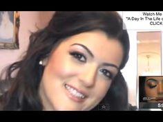 Bridal Makeup Hooded Eyes Katrina Kaif Arabic Makeup Tutorial Real Bride Makeover For Hooded Bridal Makeup Hooded Eyes Hooded Eyes Celebrity Makeup For Heavy Swollen Eyelids Cinefog. Bridal Makeup Hooded Eyes 11 Secret Makeup Tips For Hooded E. Asian Makeup Looks, Asian Eye Makeup, Bridal Makeup Looks, Arabic Makeup Tutorial, Wedding Makeup Tutorial, Beauty Makeup, Hair Makeup, Hair Beauty, Beauty Bar