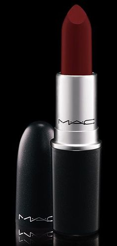 MAC Cosmetics: Lipstick in StunnerI have this one! An amazing strong red w/ fuchsia undertones!