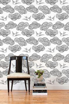 Daydream (Black/White) Tile – Hygge & West