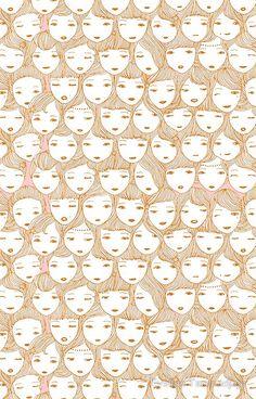 Faces / Eveline Tarunadjaja