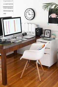 Office / Pretty Haute Mess