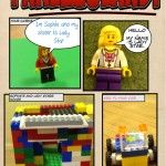 """Students created Lego characters and built a whole world around them. Then they used Comic Life to tell their tales!  """"Finally we continued learning how to use the app, Comic life and used our characters, buildings and inventions to learn how to take and input pictures, add speech bubbles and captions to create a comic strip page. We will be using this app to help us present our stories when we have planned and written them.""""   Read more about the project on the original site."""