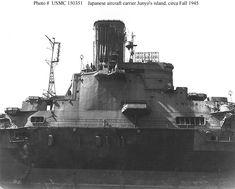 IJN Aircraft Carrier Junyo (Yahoo.image) 2.16 #3B