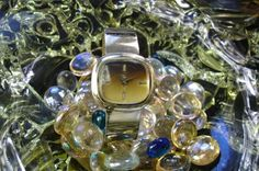 Ladies 1970s Italian Cuff Watch