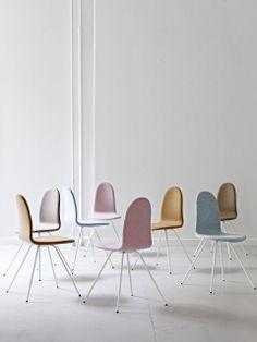 Arne Jacobsen's AJ 3102, or Tongue chair. #allgoodthings #danish #danishdesign spotted by @missdesignsays