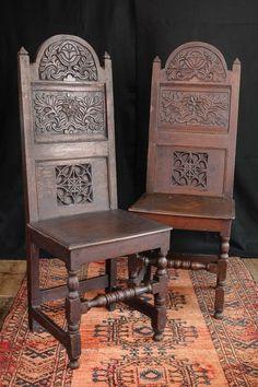 Pair of Lancashire backs tools, Marhamchurch antiques