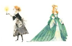 "fairytalemood: "" Fairy Tales for Bedtime illustrated by Nathalie Ragondet "" Character Illustration, Illustration Art, Fairytale Art, Female Character Design, Character Inspiration, Character Ideas, Cartoon Art, Art Reference, Illustrators"