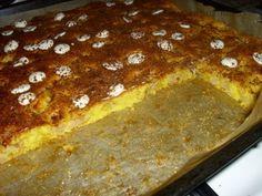 Rychlý koláč z neloupaných jablek