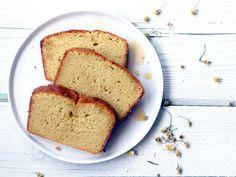 Let Them Eat: Chamomile Pound Cake. #recipe