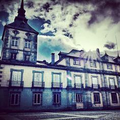 Palacio Real. La Granja de San Ildefonso. (Segovia).