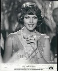 "Lois Chiles as Jordan Baker in ""The Great Gatsby"" 1974"