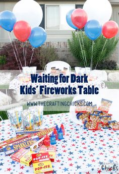 Waiting For Dark - K