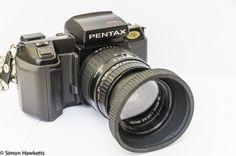 Vintage camera Pentax SFXn