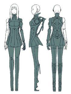 Anime Dress, Character Design Inspiration, Gundam Wallpapers, Character Design, Cyberpunk Character, Blame Manga, Robot Art, Cyborg Girl, Woman Mechanic