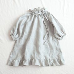 ruffled%20collar%20dress%20with%20bow%20in%20front.%20comes%20in%20three%20colors:%20silver%20grey,%20dark%20grey,%20dusty%20plum%20(see%20swatches)100%%20linen.%20handcrafted.%20made%20in%20u.s.a.