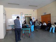 AREQUIPA. Accidente de tránsito de combi de 3 octubre deja 12 escolares heridos http://hbanoticias.com/7479