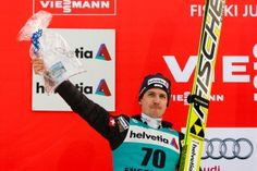Skispringer Simon Ammann | FIS Skispringen Weltcup | Engelberg / Schweiz | Fotojournalist Kassel http://blog.ks-fotografie.net/pressefotografie/weltcup-skispringen-engelberg-schweiz-2014-pressebildarchiv/