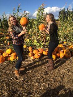 Best friends&&Pumpkin Patches