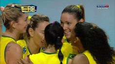 (1) Mundial feminino de vôlei