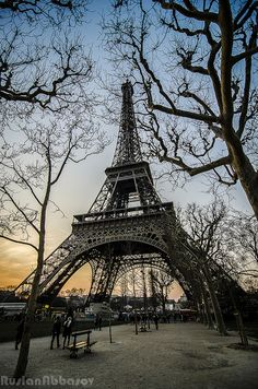 Tour Eiffel, via Flickr.