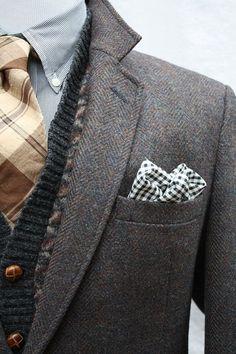 Patterns | Men's Style | La Beℓℓe ℳystère