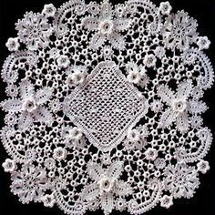 Irish Crochet ebooks (with links )