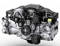 Subaru BRZ Boxer Engine Named Ward's 10 Best Engines #SWEngines
