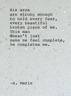 From Her love quotes for him; love quotes for him Cheesy; love quotes for him Happy , Love Poems For Husband, Love Quotes For Him Boyfriend, Short Love Quotes For Him, Anniversary Quotes For Husband, You Complete Me Quotes, Love Poems For Boyfriend, Anniversary Quotes For Boyfriend, 50 Anniversary, Loving A Man Quote