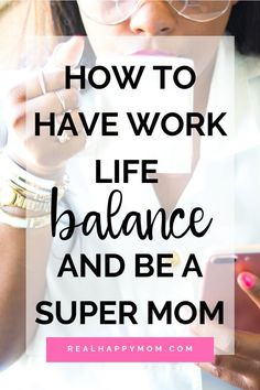 super mom Have you been searching for work-life balance tips for working mothers Look no more! This post has work-life balance tips for moms that are practical and will help you be the super mom you always wanted to be. via realhappymom Working Mother, Working Moms, Mindful Parenting, Parenting Hacks, Finding Passion, Work Life Balance Tips, Happy Mom, All Family, Super Mom