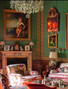 english manor house interiors | downton abbey # manor house # interior design