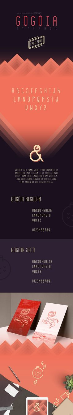 """FREE TYPEFACES COLLECTION We all have been through this situation where you start or work on project and you get a needy little font """"creative"""" block."""
