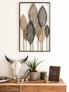 Black and Gold Metal Feather Wall Art String Art Diy, Diy Wall Art, Diy Wall Decor, Diy Home Decor, Metal Wall Decor, Diy Para A Casa, Feather Wall Art, String Art Patterns, Deco Boheme