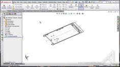 เทคนิคการกัดงานไฟล์2D ใน SolidCAM