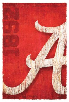 University of Alabama 1892  13x19 Officially Signed by BoxingBear, $25.00